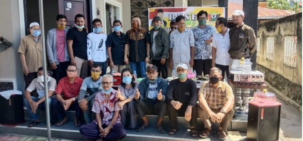 Reses Anggota DPRD Sultra Aksan Jaya Putra Dengan Warga Mandonga Kota Kendari